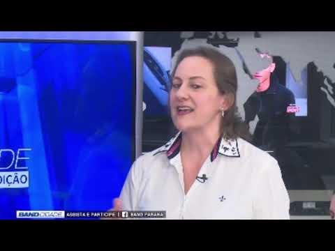 Dra. Cláudia Gobor no Band Cidade - 02