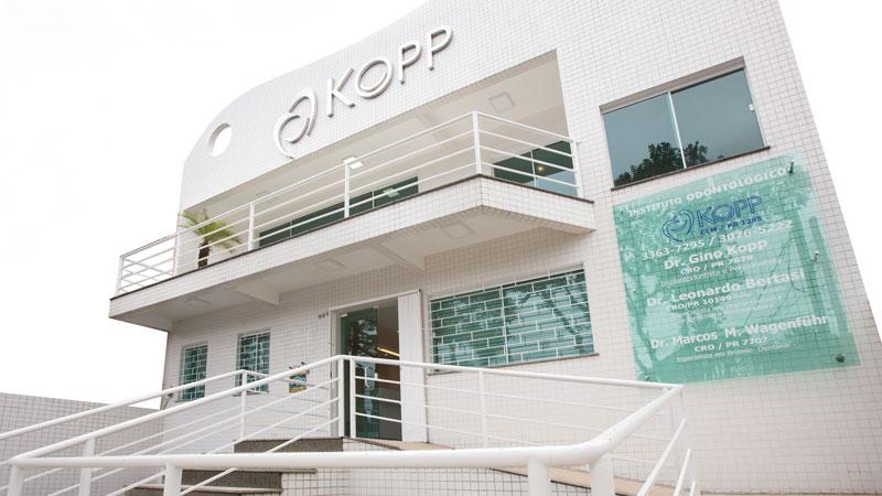 Instituto Odontológico Kopp - Clínica odontológica em Curitiba