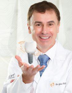 Enxerto ósseo para implantodontia - Curitiba
