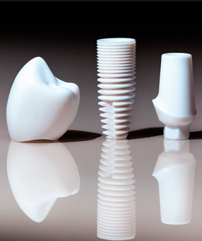 implantes de zircônia
