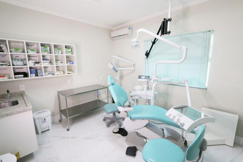 Sala de cirurgia - Instituto Odontológico Kopp - Curitiba
