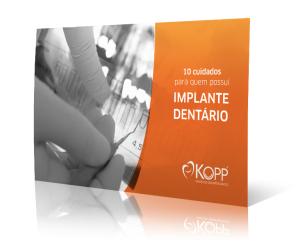 E-book - Implantes dentários. Consultório - Instituto Odontológico Kopp - Curitiba
