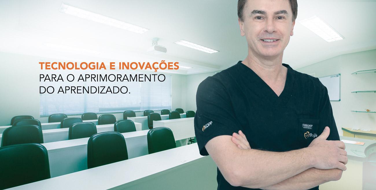 Dr. Gino Kopp - Instituto Odontológico Kopp, Curitiba