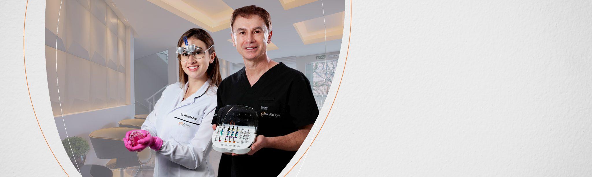 Implante guiado kopp